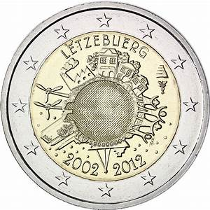 Luxemburg 2015 2 Euro : luxembourg 2 euro 2012 10 years of euro banknotes and ~ Jslefanu.com Haus und Dekorationen