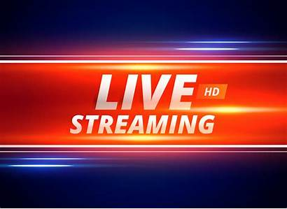 Streaming Channels Vector Concept Tv Background Graphic