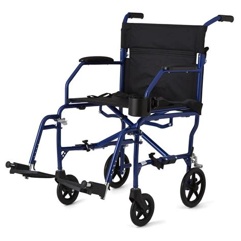 Ultra Light Transport Chair Walgreens by Medline Ultra Light Weight Transport Chair Wheelchair