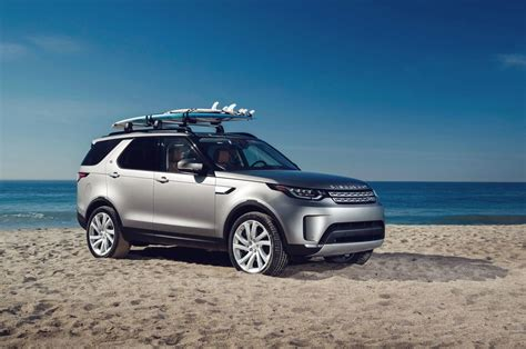 2019 Land Rover Discovery Sport Exterior  Car Models 2018
