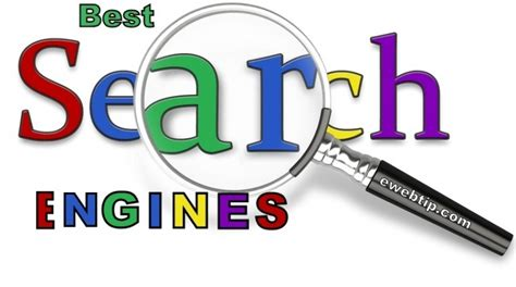Top Search Engines by The Top 19 Best Search Engines List 2017