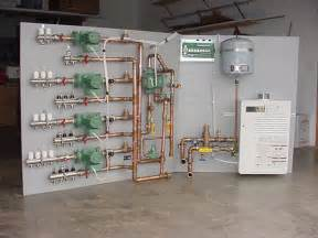 boilers for radiant heating boiler