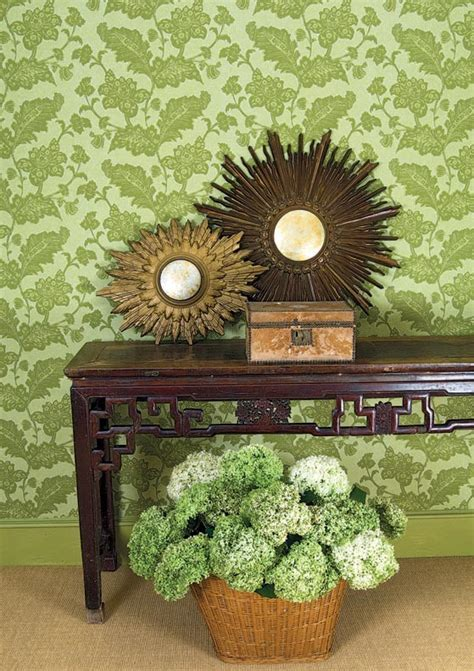 Guide to Reproduction Wallpaper   Old House Online   Old