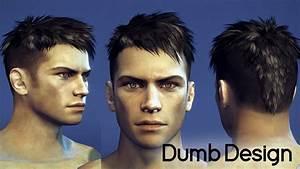 Devil May Cry 5 Dante Hairstyle Wwwpixsharkcom