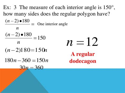 How Many Angles Are On The Interior Of An Octagon by Angle Measures In Polygons Lesson