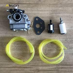 Carburetor  U0026 Gasket For Craftsman 30cc 4