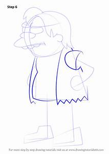 Learn How To Draw Nelson Muntz From The Simpsons  The