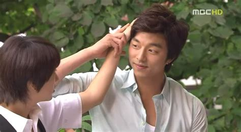 Gong yoo credit master from : Coffee Prince: Eleventh Cup » Dramabeans Korean drama recaps