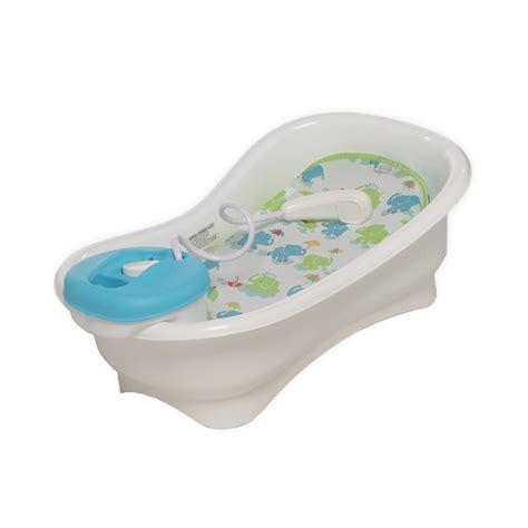 summer infants infant s bath shower center elephants