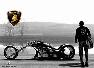 Lamborghini concept motorcycle - Dieselpunks