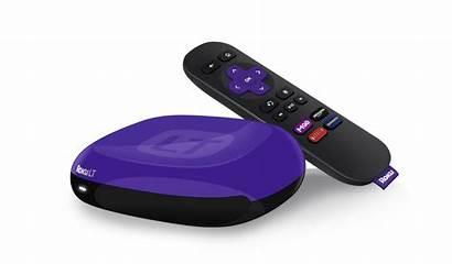 Roku Streaming Lt Player Stick Tv Purple