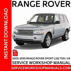 Range Rover L322 Td6