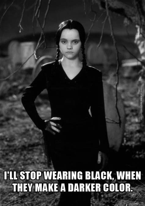 Addams Family Memes - wednesday from addams family quotes quotesgram funny pinterest wednesday addams black
