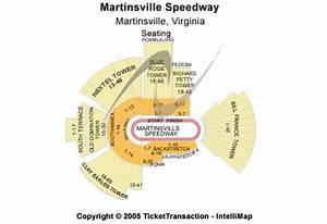 Martinsville Race Track Seating Chart Martinsville Speedway Tickets In Ridgeway Virginia