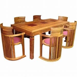 Petite Table Salle À Manger : table salle manger et chaises galerie arte ~ Melissatoandfro.com Idées de Décoration