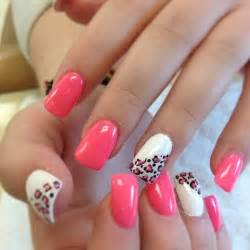 Acrylic nail designs creative design