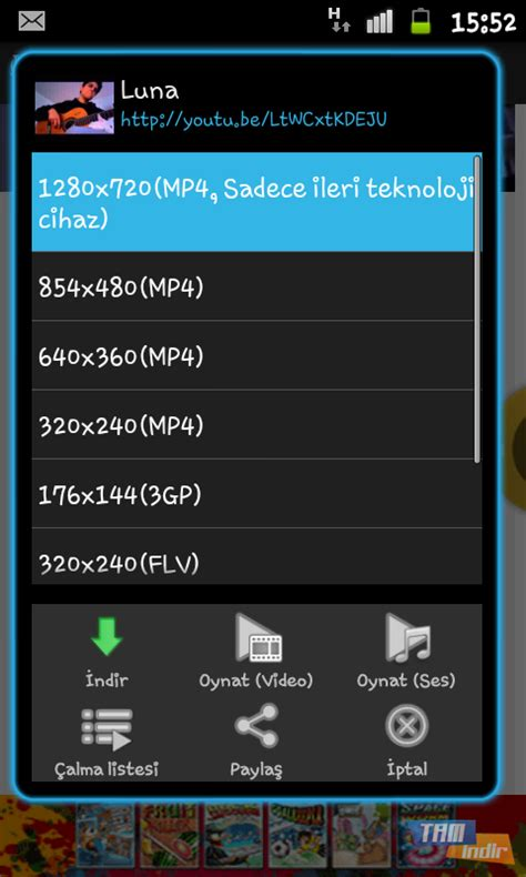 downloader for android tubemate downloader indir android i 231 in