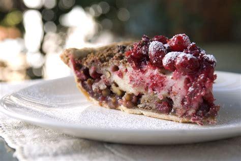 pie cranberry sill window windowsill pies streusel