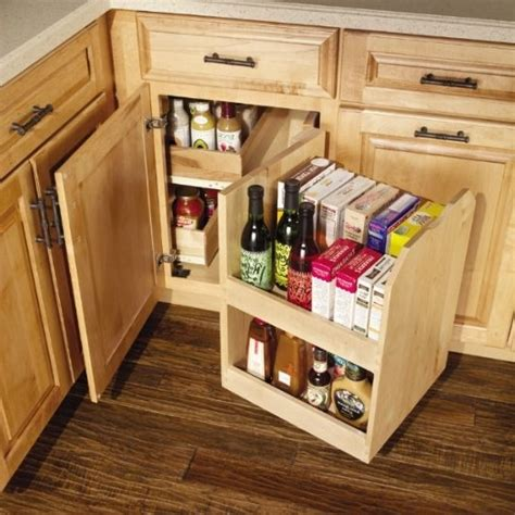 corner storage cabinet for kitchen kitchen blind corner cabinet storage solutions 8370