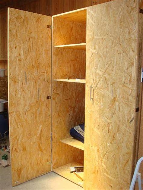 Möbel Aus Osb Platten schrank aus rigips bauen k chen schrank aus holz selber bauen