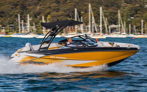 Scarab Boat Names by Scarab 215 Ho Impulse Jet Boat Review Boatadvice
