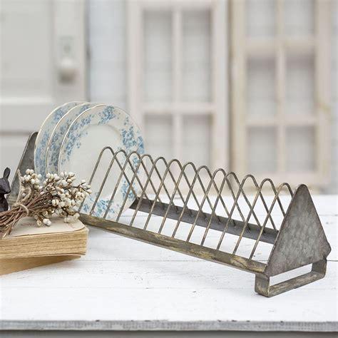 metal plate rack plate racks primitive metal diy plate rack