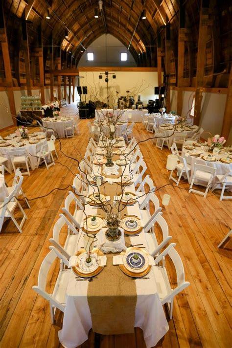 cathedral barn  historic barns park weddings