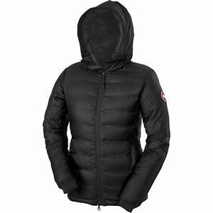 Cheap Canada Goose Women39s Camp Down Hooded Jacket White