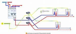 Branchement Electrique Volet Roulant Sur Prise De Courant : schma prise lectrique prise de courant norme et cblage du ~ Dailycaller-alerts.com Idées de Décoration