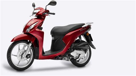 honda vision 110 new vision 110 economical practical scooter honda uk
