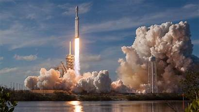 Space Falcon Launch Heavy 1080p Laptop Spacex