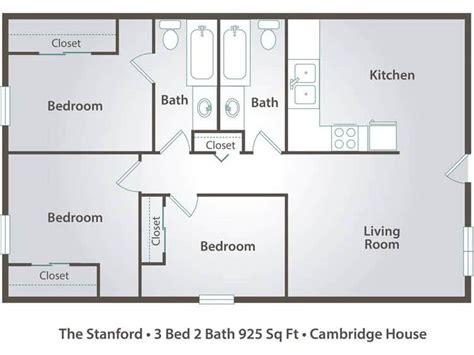 apartment floor plans pricing cambridge house  davis ca