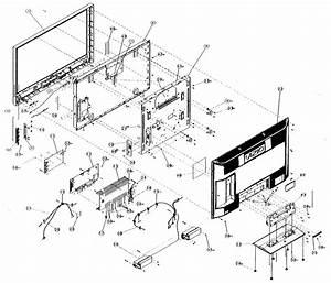 Vizio Lcd Television Parts