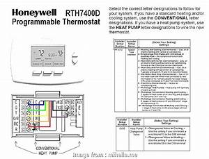 Conventional Thermostat Wiring Diagram Simple Goodman Heat