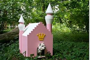 beautiful dog houses a little design love for mans best With best little dog house
