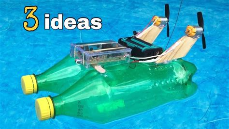 3 Awesome Ideas How To Make Rc Toys Youtube