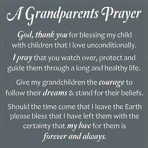 A Grandparents ... Grandma Sick Quotes