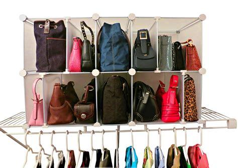 Purse Organizer Closet by Purse Organizer For Closet
