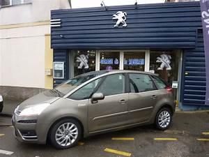 Garage Citroen Calais : occasion citro n c4 picasso c4 picasso pack dynamique 1 6 hdi 110 ch ~ Gottalentnigeria.com Avis de Voitures