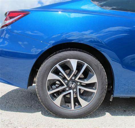 honda civic rims 2015 2015 honda civic coupe ex review wheels ca