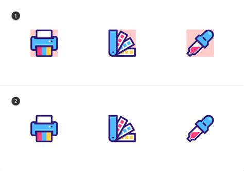 colorful icon pack how to make a colorful icon pack