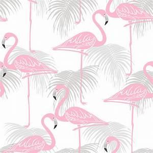 Fine Decor Wallpaper Flamingo FD42215 – WonderWall by Nobletts