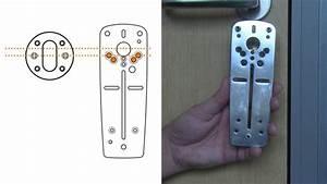 Serrure Connectée Somfy : installation de la serrure connect e somfy youtube ~ Carolinahurricanesstore.com Idées de Décoration