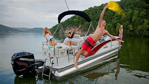 Party Boat Fishing Gear by 2018 Lowe Pontoon Boats Sport Fishing Party And Luxury