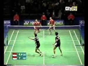 [Highlights] Badminton Best Men's Doubles Match Ever Part ...