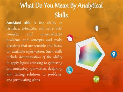 what are analytical skills analytical skills