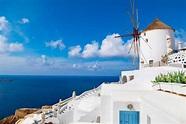 luxury Greece Holidays   IAB Travel
