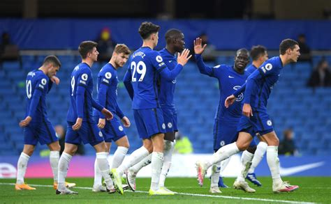 Predicted 4-3-3 Chelsea Lineup Vs Manchester United - The ...