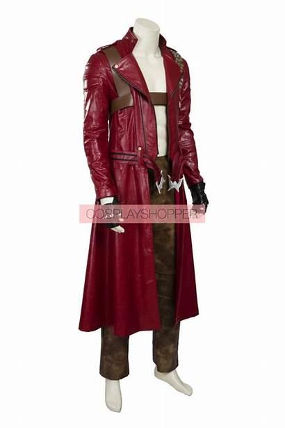 Dante Cosplay Devil Cry Costume Dmc