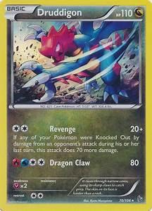 Druddigon - 70/106 - Holo Rare - Reverse Holo - Pokemon ...